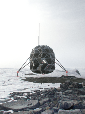 Yasai goes Beyond Earth with the moon habitat Lunark