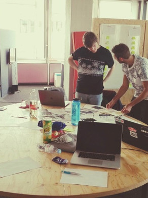 Prototyping @ Student Project House ETH