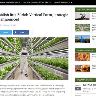 Food & Farm Technology