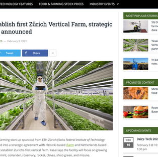 Food & Farm Technology