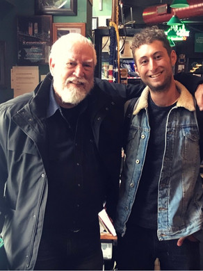 Meeting with the Godfather of Vertical Farming:  Dr. Dickson Despommier
