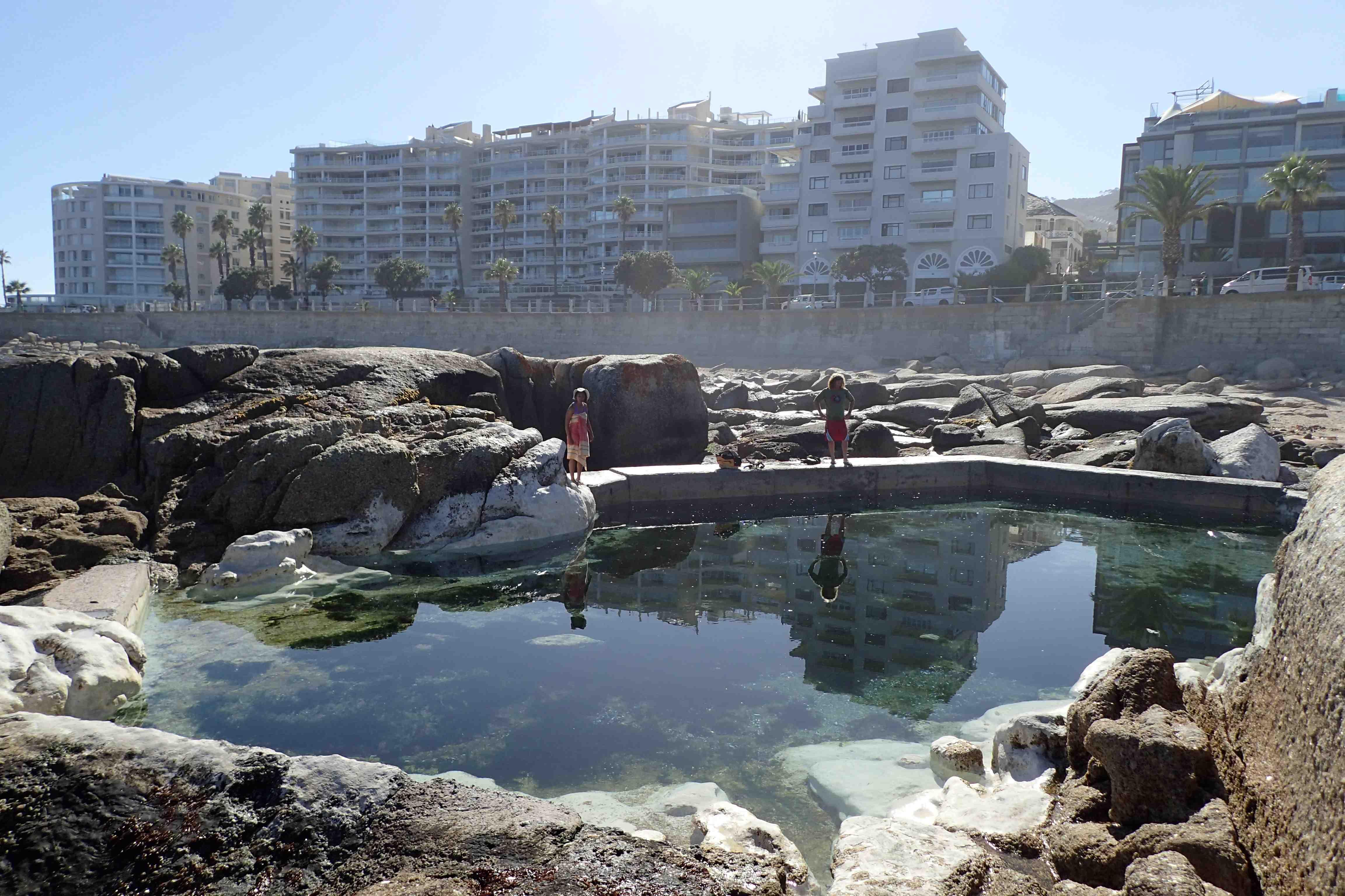 Saunders pool