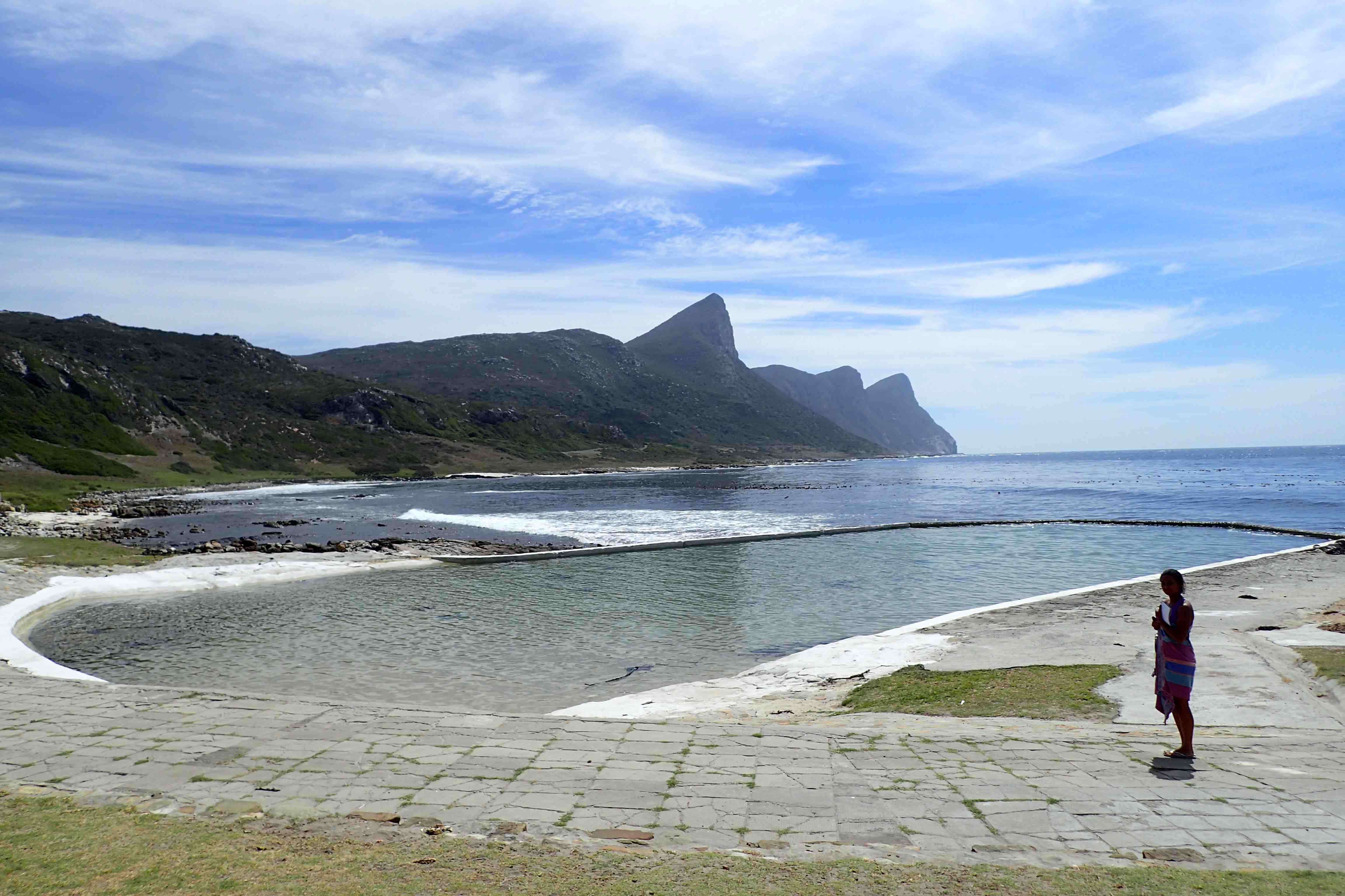 Bordjies Drif pool - Cape Point