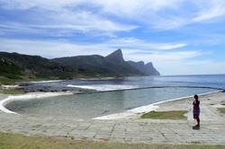 Bordjies Drif pool - Cape Point