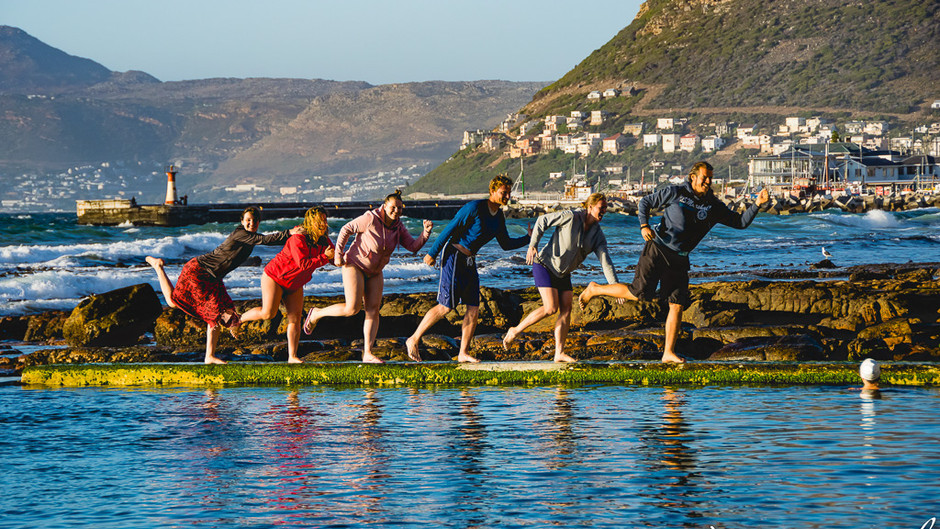 The Annual Tidal Pool Challenge