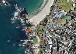 Camps Bay Tidal Pool on google maps