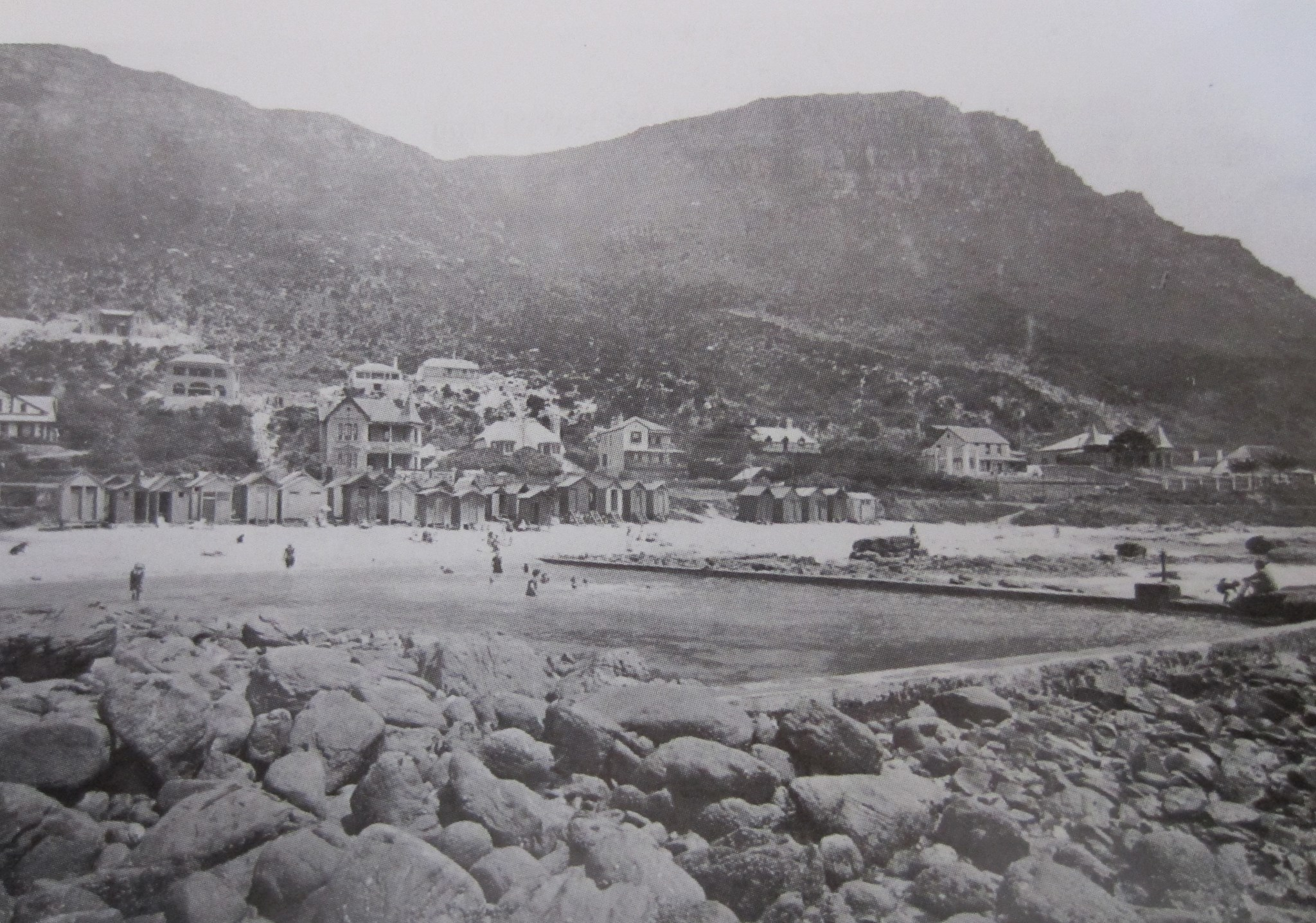 Milton Pool Sea Point, 1908