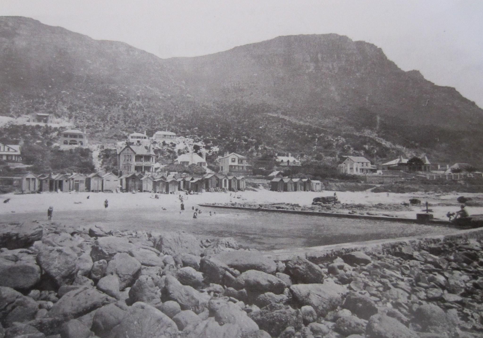 Milton Pool Sea Point, 1908