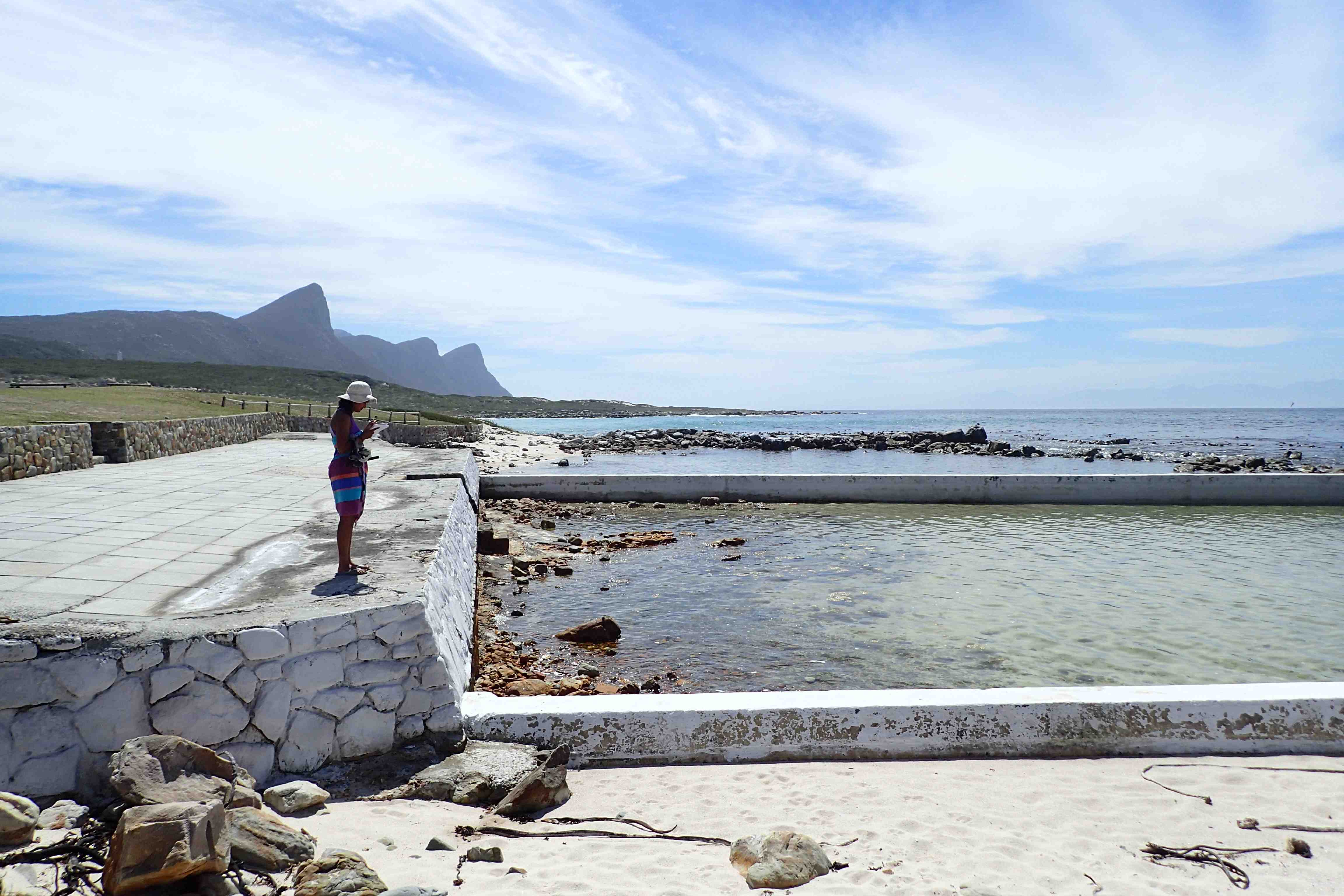Buffels Bay Tidal Pool - Cape Point
