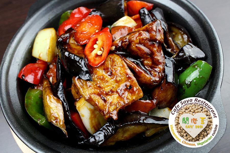 136--Tofu-and-Aubergine-in-Garlic-Black-