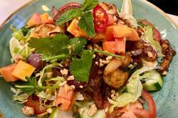 Papaya-Salad-Vermicelli
