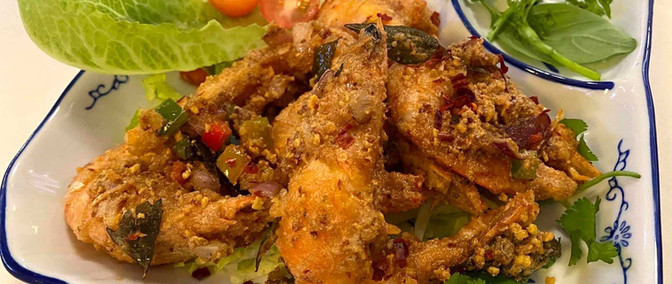 King-Prawns-with-salted-egg-and-curry-le