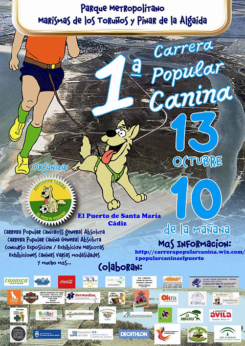 Carrera Popular Canina El Puerto