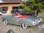 Isabella Coupe Cab 59 Hardtop