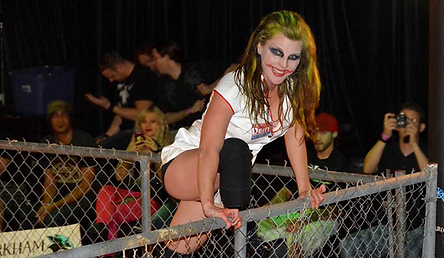 Leva Bates Wrestling