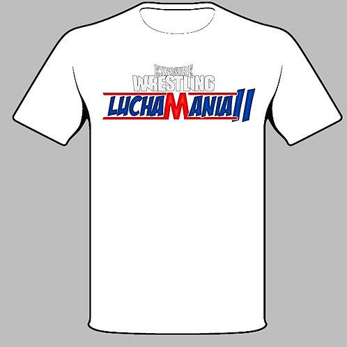 Luchamania Tshirt