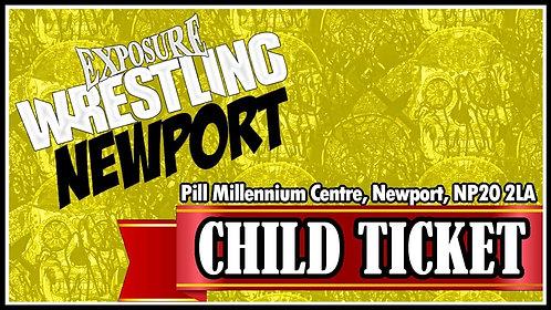 Newport Child: 19 Dec 2021
