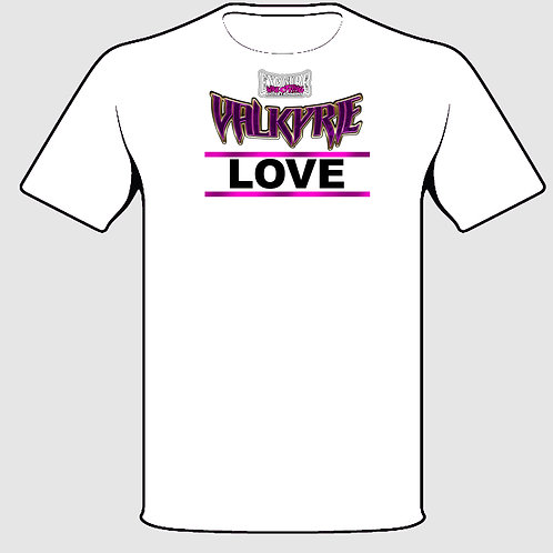 Valkyrie Love Tshirt