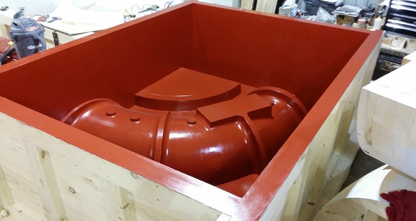 Large Pump Core Assembly