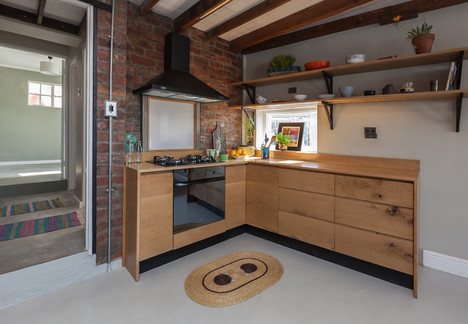 Lovely kitchen: AFTER