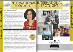 International Home Stager Feature: 2021