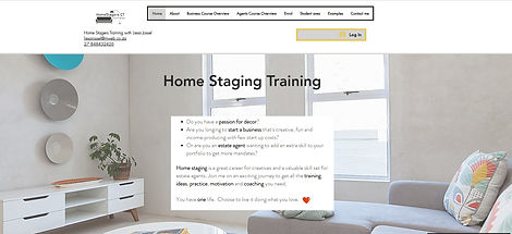 Home Staging Courses Online