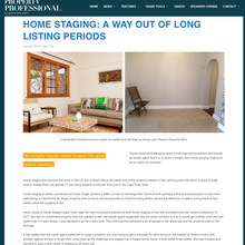 Home Staging near me