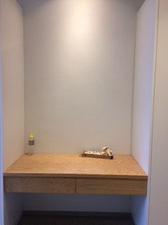 Dressing table: BEFORE