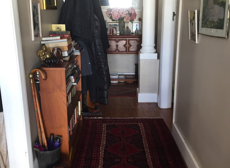 Before and Afters: A little Victorian