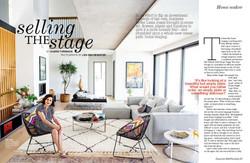 FAIR LADY: Stage your home Liesa Jossel
