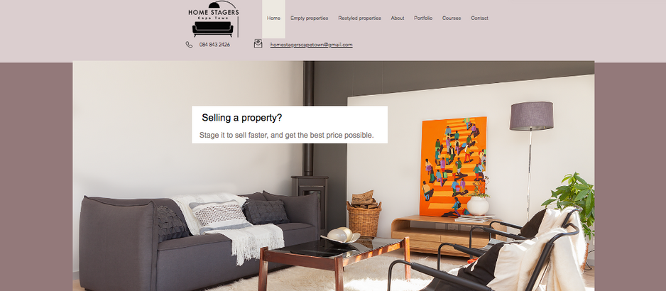 Marketing your home staging business