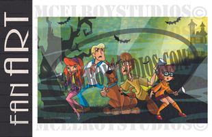 Scooby and Friends