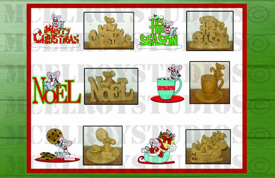 christmas mouse figures copy