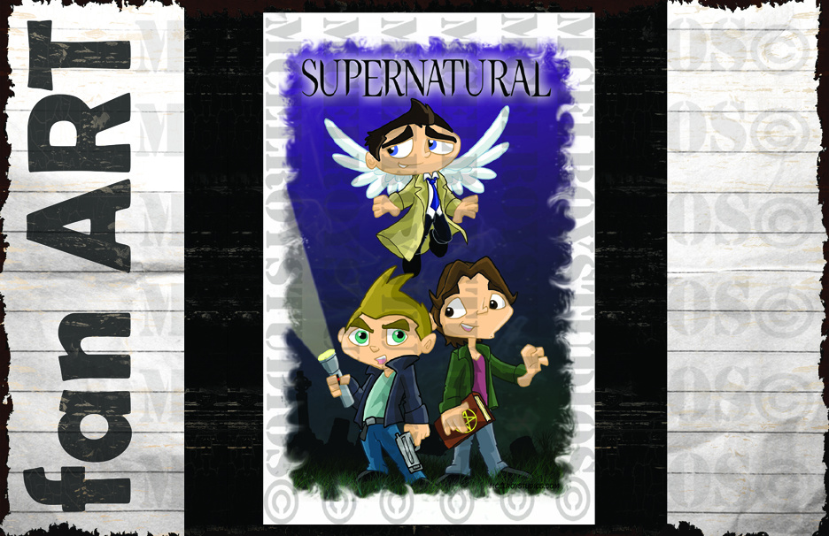 supernatural copy