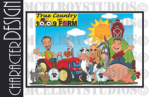 True Country 100.9 The Farm