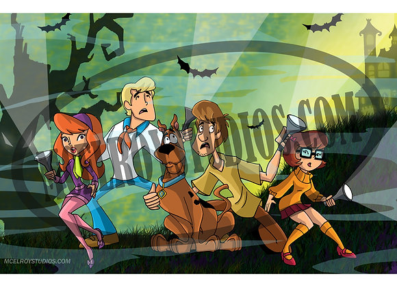 Scooby and the Gang