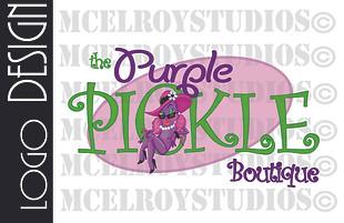 The Purple Pickle Boutique