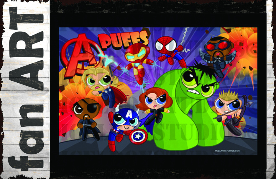 avenger puffs