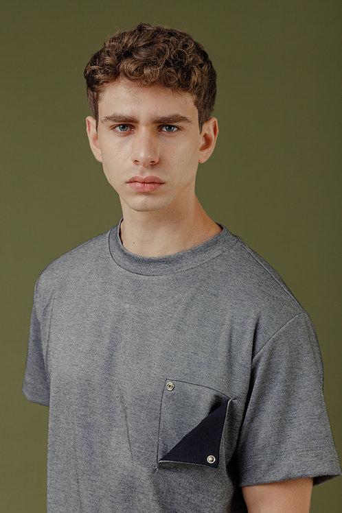 Camiseta MC SBSCO bolso L