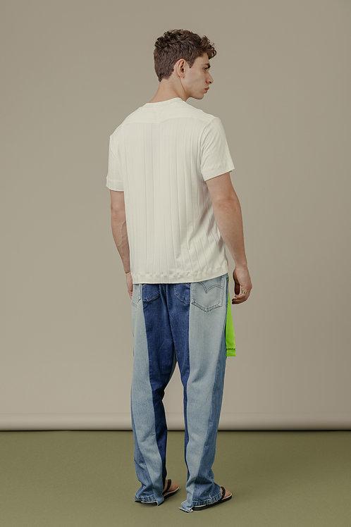 Calça Jeans SBSCO Upcycling