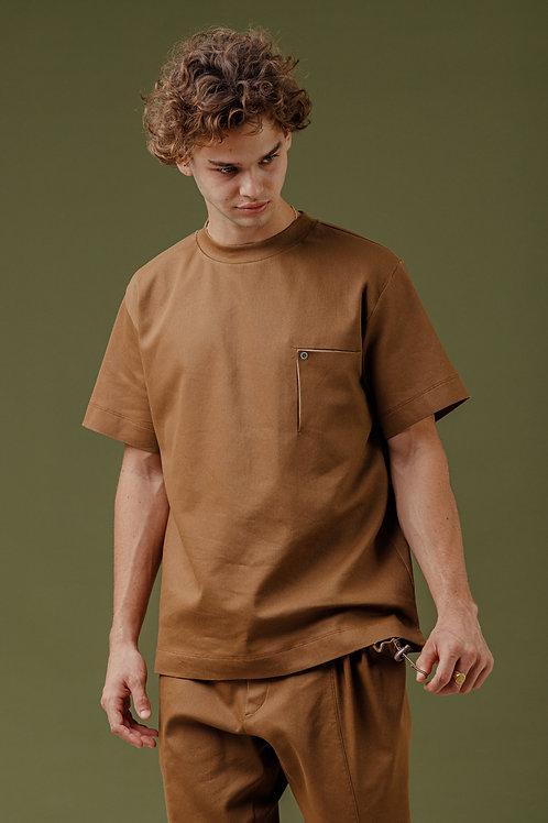 Camiseta SBSCO Moletom Eco Squash