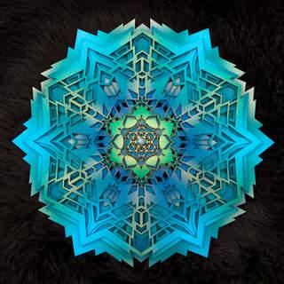 Beyond Light - Mandala Art