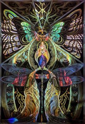 Metamorphosis - Projection