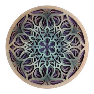 Boundless Flower - Mandala Art