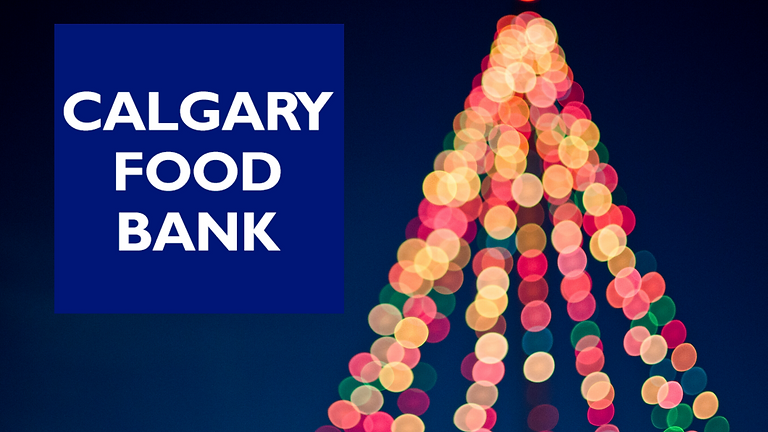 Food Bank Christmas Hamper