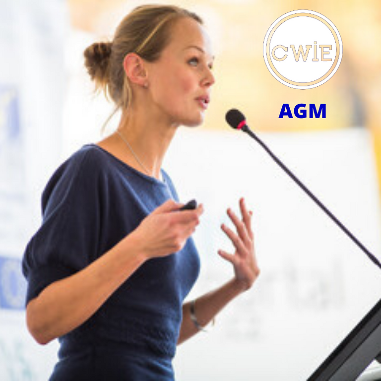 CWiE Annual General Meeting