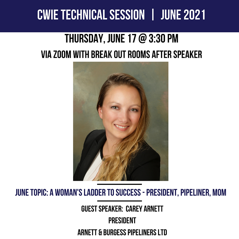 June 2021 Technical Session