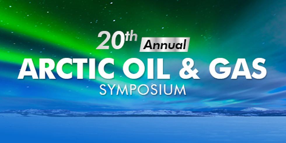20th Annual Arctic Oil & Gas Symposium