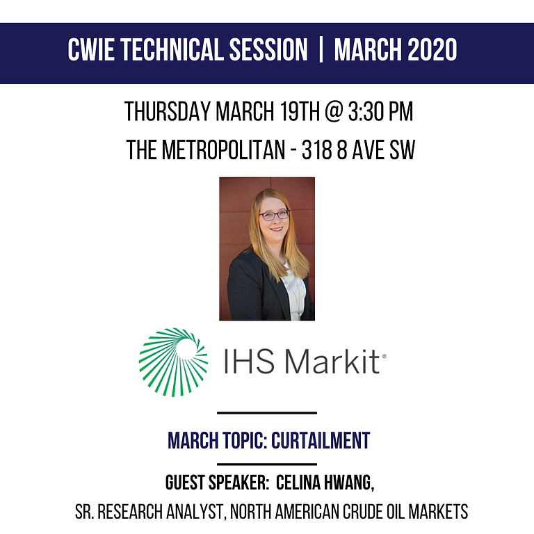 March 2020 Technical Session