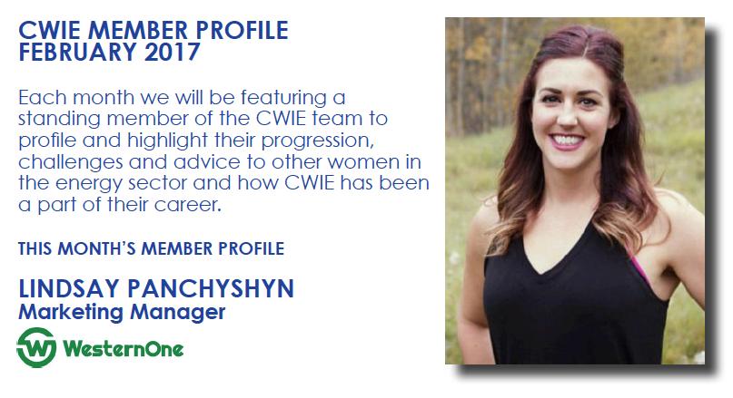 CWIE Member Profile